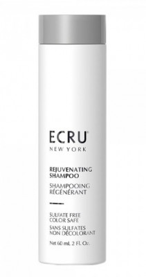 Шампунь восстанавливающий ECRU Rejuvenating Shampoo 60мл: фото