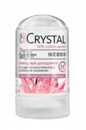 Минеральный дезодорант для тела Secrets Lan Crystal с экстрактом хлопка 60 г: фото