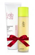 Набор LabNo Set: Тонер Idebenone Essential Toner + Пена для умывания Cleansing Foam: фото