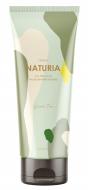 Скраб для тела ЗЕЛЕНЫЙ ЧАЙ EVAS NATURIA Creamy Oil Salt Scrub Green Tea 250 г: фото