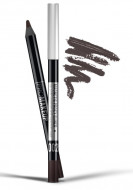 Карандаш для глаз PROMAKEUP laboratory Magnetic pro eyeliner 002 brown: фото