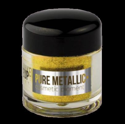 Пигмент PROMAKEUP laboratory PURE METALLIC 11 золото: фото