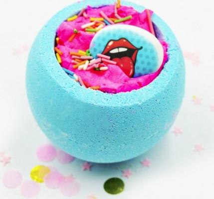 Бомбочка для ванны BOOM SHOP cosmetics POP ART bomb 220 г: фото