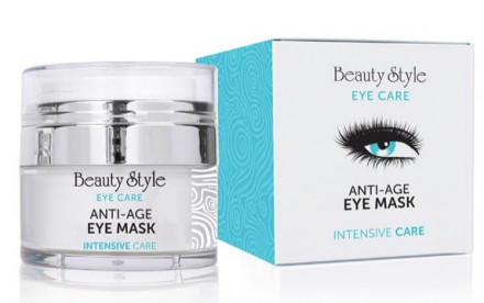 Маска для области вокруг глаз омолаживающая Beauty Style 30 мл: фото