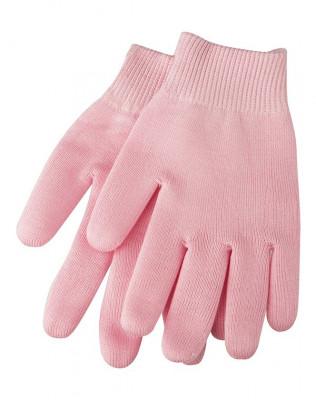 Перчатки увлажняющие с экстрактом розы Beauty Style GelSmart: фото
