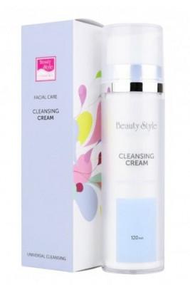 """Очищающие сливки для всех типов кожи Beauty Style """"Cleansing universal"""" 120 мл: фото"""