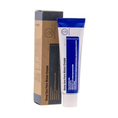 Крем с морской водой для глубокого увлажнения кожи PURITO Deep Sea Pure Water Cream 50мл: фото
