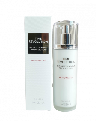 Восстанавливающая эссенция-лосьон MISSHA Time Revolution The First Treatment Essence Lotion 130мл: фото