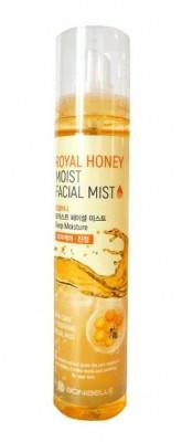 Спрей для лица МАТОЧНОЕ МОЛОЧКО BONIBELLE Royal Honey Moist Facial Mist 130 мл: фото
