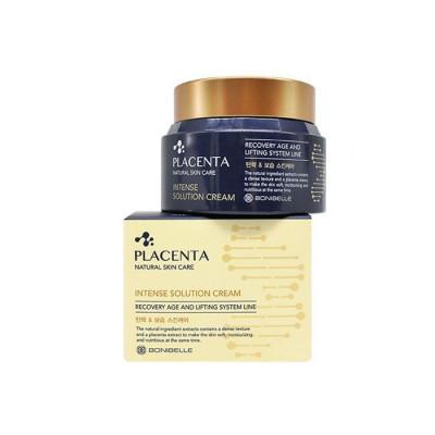 Крем для лица ПЛАЦЕНТА ENOUGH BONIBELLE Placenta Intense Solution Cream 80 мл: фото