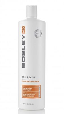 Кондиционер-активатор от выпадения и для стимуляции роста волос (для окрашенных волос) Bosley Pro BosRevive Color Safe Volumizing Conditioner 1000мл: фото