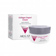 Крем-лифтинг с нативным коллагеномARAVIA ProfessionalCollagen Expert Cream 50мл: фото