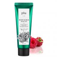 Скраб для тела ягодный микс PLU Body scrub berry mix 50г: фото