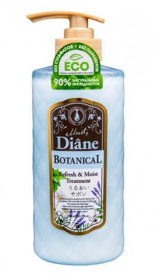 Бальзам-кондиционер Питание Moist Diane Balm conditioner nutrition 480мл: фото