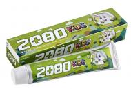 Зубная паста детская Яблоко KeraSys Dental clinic 2080 kids apple 80г: фото