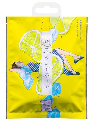 Соль-саше для ванн расслабляющий лимонад Charley Bathroom 30г: фото