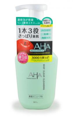 Мыло для лица жидкое с фруктовыми кислотами BCL Esthetic soap liquid 150мл: фото