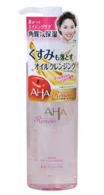 Масло-гель для снятия макияжа очищающее и увлажняющее BCL Bright clear oil gel cleansing 145мл: фото
