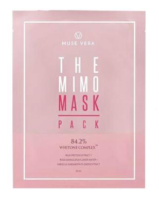 Маска на тканевой основе DEOPROCE MUSEVERA THE MIMO MASK PACK 25мл: фото