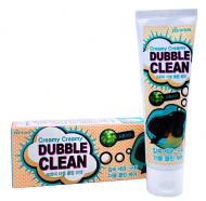 Зубная паста КРЕМОВАЯ / ПУЗЫРЬКОВАЯ MUKUNGHWA Dubble Clean 110г: фото