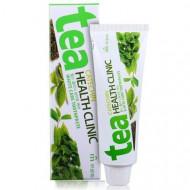 Зубная паста ЗЕЛЕНЫЙ ЧАЙ MUKUNGHWA Tea Catechin Health Clinic 100г: фото