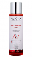 Очищающий тоник с ARAVIA Laboratories AHA-кислотами AHA-Cleansing Tonic 250мл: фото