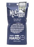 Мочалка-полотенце для мужчин жесткая Yokozuna Men's body hard 28*110см: фото