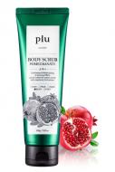 Скраб для тела с гранатом PLU Body scrub pomegranate 200г: фото
