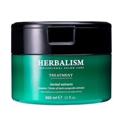 Маска для волос с травами Lador HERBALISM TREATMENT 360мл: фото